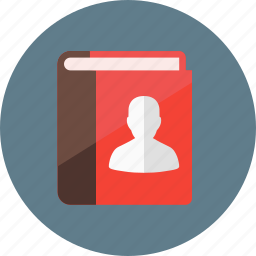 authorship, book, education, guide, library, school, userbook icon