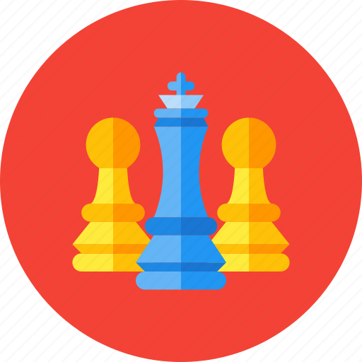 Business, chess, strategy, plan icon - Download on Iconfinder