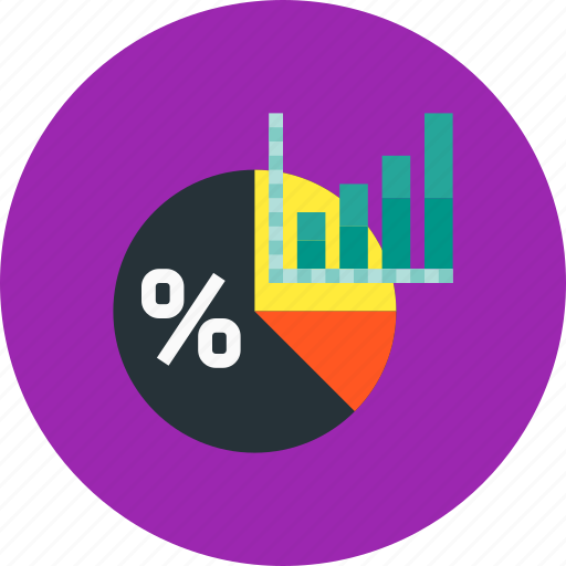 analysis, charts, competitor, diagram, finance, graph icon