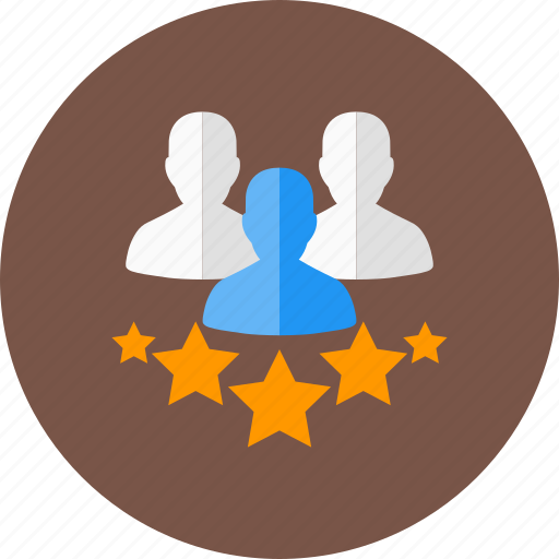 account, customer, man, person, testimonials, users icon