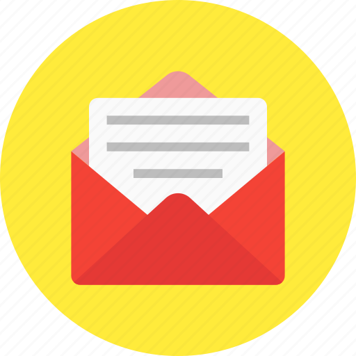 email, envelope, letter, mail, marketing, message icon