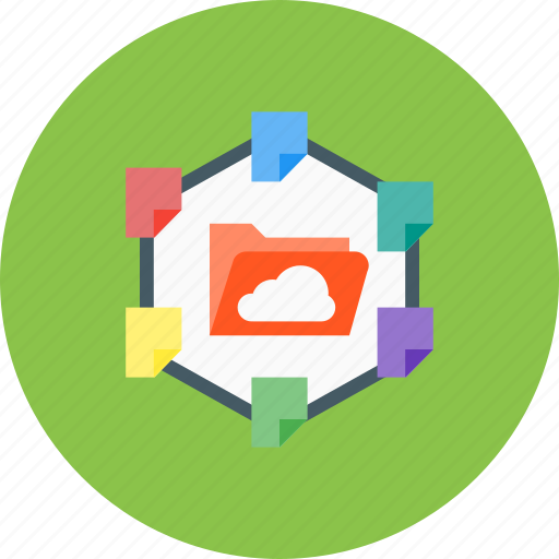 documents, extension, file, files, folder, sharing icon