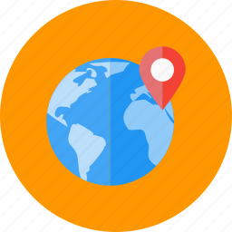 direction, geo, gps, map, pointer, seo, targetting icon