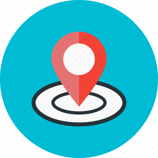 direction, location, map, navigation, optimization, place icon