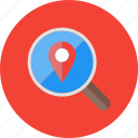 direction, location, map, place, seo