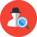 blackhat, profile, seo, user icon