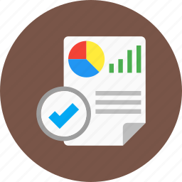 analysis, analytics, data, graph, report, statistics icon