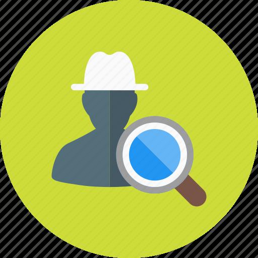 hat, seo, user, whitehat icon