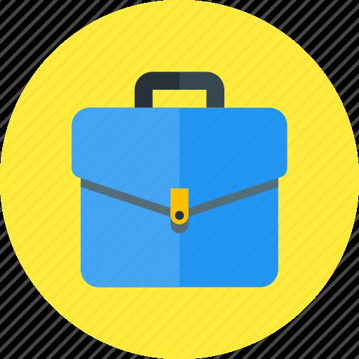 briefcase, portfolio, service, suitcase icon