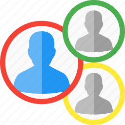 affiliate, audience, group, management, people, team, teamwork icon