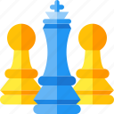 chess, marketing, marketing plan, plan, strategy icon