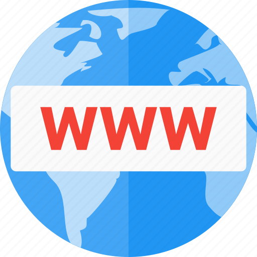 domain, http, link, url, webpage, website, www icon