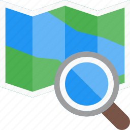 local, local seo, location, map, search, social targeting icon