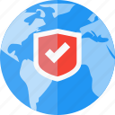 antivirus, guard, protect, protection, safe, secure, shield icon