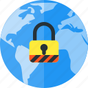 anti virus, lock, network, private, secure, security, vpn icon