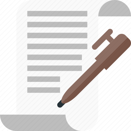 article, blogging, copywriting, document, script, text, writing icon