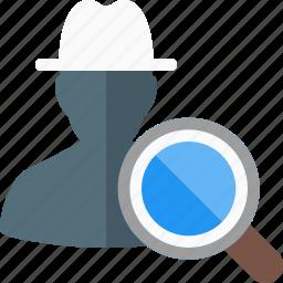 hat, people, seo, user, whitehat icon