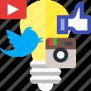 campaign, creative, creative campaign, idea, media, social