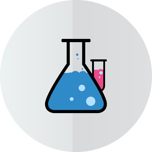 lab, test-tube icon