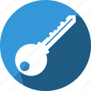 key, lock, locked, privacy, safety, switch, unlock icon