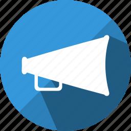 audio, loud, media, music, sound, speaker, volume icon