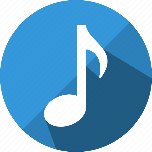 audio, media, music, musical, note, sound icon