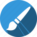 brush, design, draw, drawing, graphic, paint, pencil icon