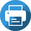 print, printer, publish icon