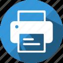 printer, print, publish