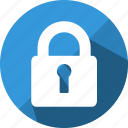 access, key, lock, protect, safety, security, unlock icon