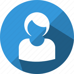 account, avatar, female, girl, profile, user, woman icon