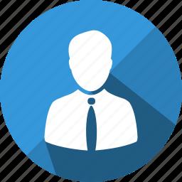 account, avatar, human, male, man, people, user icon