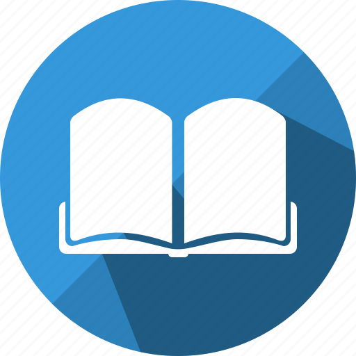 book, education, knowledge, library, notebook, reading icon