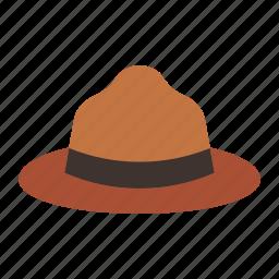 canada, cap, characteristic, hat, police, sherrif, uniform icon