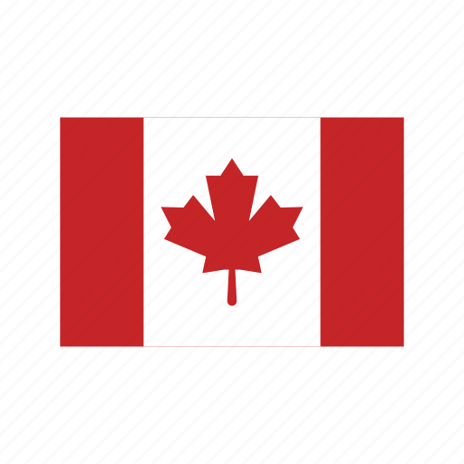 canada, characteristic, country, flag, leaf, maple, nationality icon