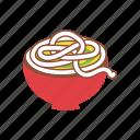 bowl, food, noodles, oriental, ramen, spaghetti, udon