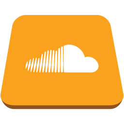 clouds, music, player, rain, sound cloud, speaker, volume, weather icon