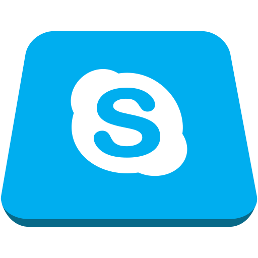 communication, envelope, message, send, skype, speech, voip icon