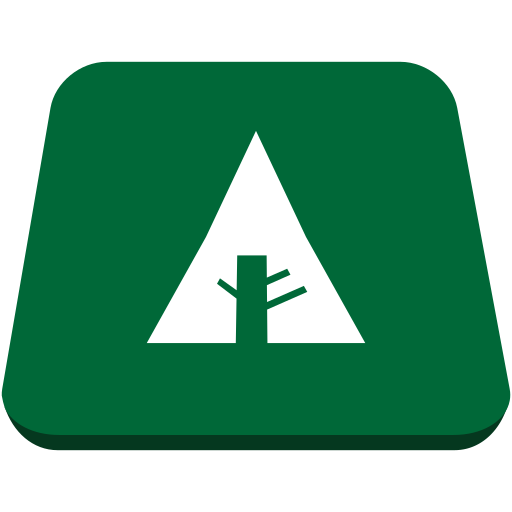 eco, forrst, nature, plant, social media, social network, wireless icon
