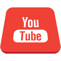 movie, multimedia, play, sound, video, youtube icon