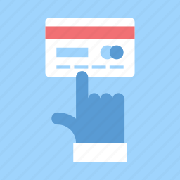 banking, buy, card, commerce, credit, payment, shopping icon