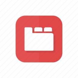 archive, document, files, folder, storage icon