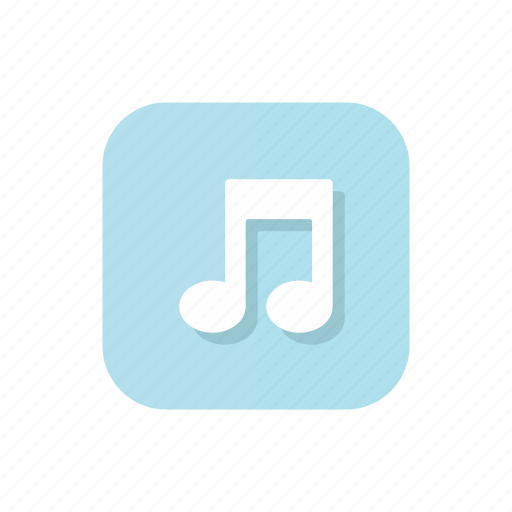 audio, music, music note, play icon