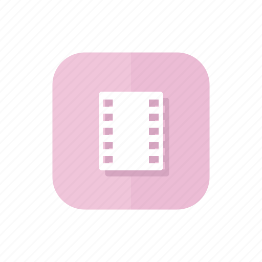 cinema, film, movie, tape icon
