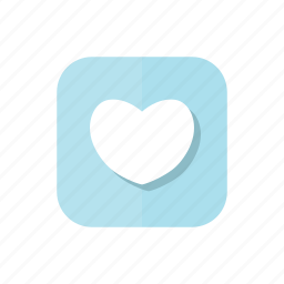favorites, gift, heart, like, love icon