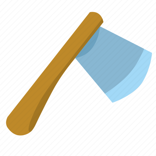 ax, axe, chopper, hatchet, instrument, wood icon