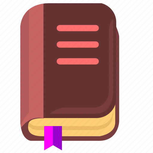 bible, book, textbook, tutorial icon