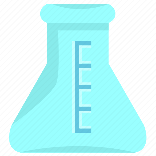 chemistry, glass, test, tube icon