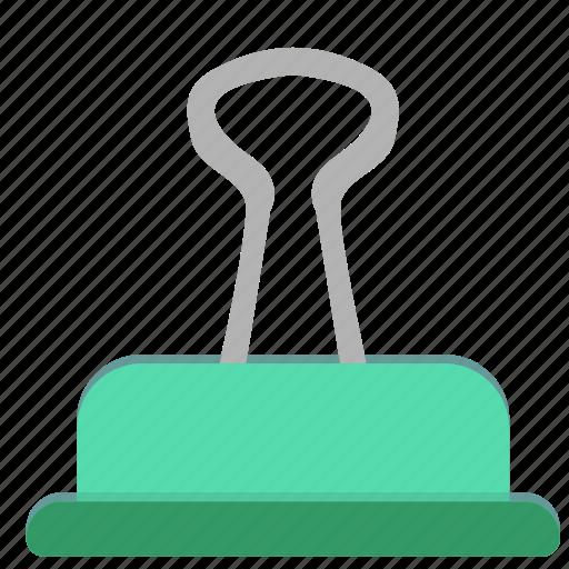 attach, clip, document, office, paper icon