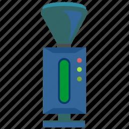coffee, device, kitchen, mashine, mixer, technics icon